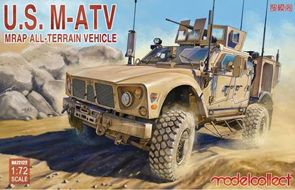 Picture of U.S. M-ATV Mrap all-terrain vehicle